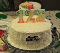 Coconut Cake 125